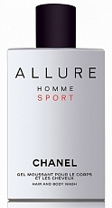 Chanel Allure Homme Sport Hair And Bodywash 200ml